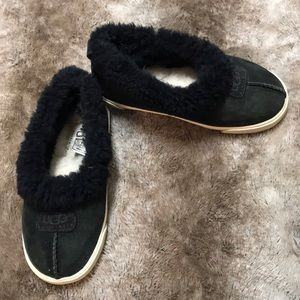 UGG girls slip on shoes